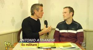 Uranio impoverito, la storia di Antonio Attianese: ex militare colpito da carcinoma