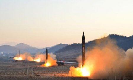 Attacco Usa a bombe Corea Nord, 20 missili Pyongyang per second strike nucleare