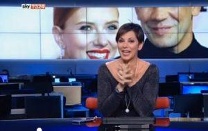 Valentina Bendicenti, giornalista Sky Tg24 non riesce a smettere di ridere VIDEO