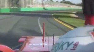 """YOUTUBE Sebastian Vettel esulta in italiano in radio a Melbourne: """"Grande Ferrari"""""""