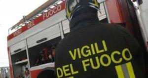 Sanremo, incendio avvolge una casa: un morto e un ferito