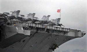 """Carl Vinson """"persa"""" verso la Corea del Nord, Pence: """"Sarà nel Mar del Giappone a giorni"""""""