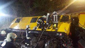 Due operai morti e tre feriti gravi sulla ferrovia Bolzano-Brennero