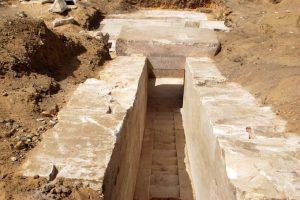 Egitto, scoperta piramide di 3.700 anni fa nel sito archeologico di Dahshur