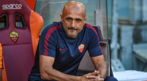 """Roma, Spalletti: """"Lazio? Vincere il derby per sognare lo scudetto"""""""