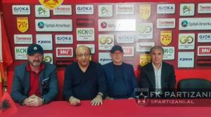 Luciano Moggi ricomincia dall'Albania: sarà consulente del Partizani Tirana