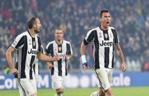 Atalanta-Juventus diretta pagelle highlights foto formazioni ufficiali live serie a Mandzukic