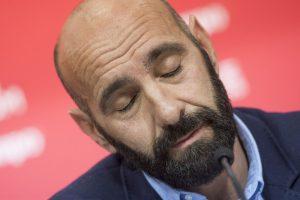 """Roma, Monchi si presenta: """"Non mi riposerò neanche un secondo"""""""