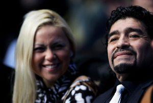 """Veronica Ojeda: """"Maradona sotto le lenzuola era il migliore"""""""