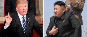 Corea del Nord, missile di Pasqua abbattuto dalla CIA