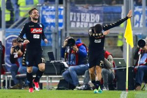 Serie A, Napoli blinda terzo posto, respinto assalto Lazio