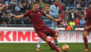 Serie A risultati diretta Roma Lazio Inter Napoli Crotone Milan Palermo Fiorentina 34 giornata