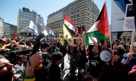 Resistenza offesa, da amici e nemici. Palestinesi allora stavano con Hitler