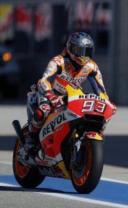 MotoGp Usa, vince Marquez. Valentino Rossi in testa alla classifica Mondiale
