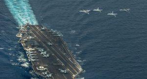 "Navi Usa in Corea, Pyongyang minaccia: ""Catastrofiche conseguenze"""