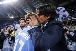 Lazio in finale di Coppa Italia, il 3-2 non basta alla Roma