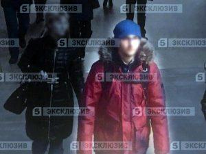 YOUTUBE San Pietroburgo, il presunto attentatore col parka rosso