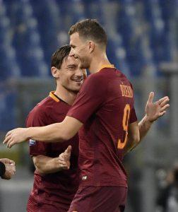 Edin Dzeko 33 gol stagionali: record nella storia della Roma