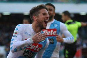 """Calciomercato Napoli, De Laurentiis: """"Mertens? Ha una situazione familiare..."""""""