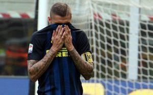 "Mauro Icardi, lacrime dopo Inter-Milan: ""A casa a testa bassa"""
