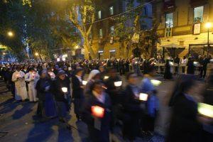 Roma, no alla tassa per le processioni: rimossa la funzionaria del IV municipio