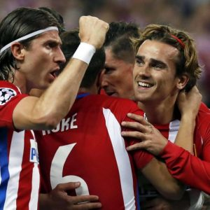 Atletico Madrid-Leicester 1-0 pagelle, highlights, foto: Griezmann video gol
