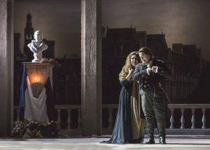 Andrea Chénier fa il pieno di applausi al Teatro dell'Opera di Roma