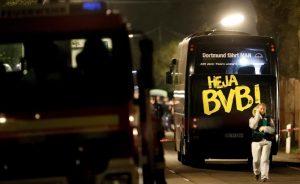 Dortmund, arrestato un sospetto: non era terrorismo, ma voleva guadagnare in borsa (foto Ansa)
