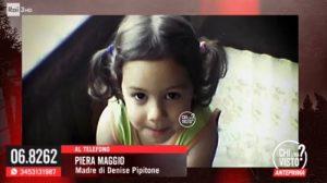 """Denise Pipitone, la madre: """"Se Jessica Pulizzi è innocente allora in giro c'è un ladro di bambini"""""""