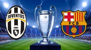 Juventus-Barcellona streaming, dove vedere diretta e in chiaro in tv
