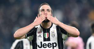 Juventus-Genoa diretta pagelle highlights foto formazioni ufficiali higuain live Serie A