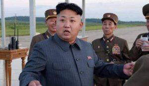 Kim Jong-un (Ansa)