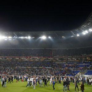 Lione-Besiktas 0-1 pagelle, highlights, foto Europa League
