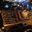 Malaga, falso allarme attentato alla processione panico e fuga di massa