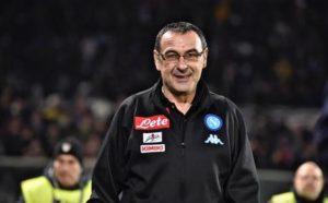 "Napoli-Juventus, Sarri: ""Reina? Deciderà lui se esserci..."""