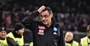 "Napoli-Juve, Sarri: ""Bella vittoria ma niente impresa..."""