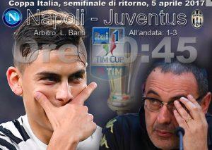 Napoli-Juventus diretta formazioni ufficiali pagelle highlights foto