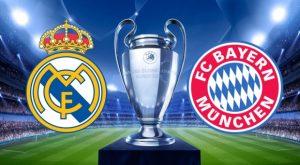 Real Madrid-Bayern Monaco streaming, dove vederla in diretta