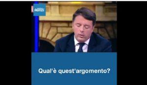 Matteo Renzi, gli strafalcioni dello staff su Twitter: tre errori grammaticali in un minuto
