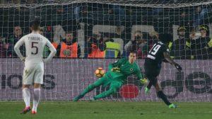 Roma-Atalanta diretta pagelle highlights foto formazioni ufficiali serie a