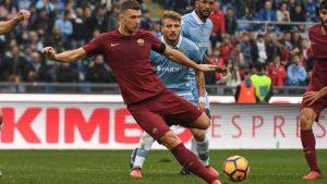 Roma-Lazio streaming - diretta tv, dove vederla. Serie A derby dzeko live