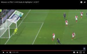 YouTube, Monaco-Psg 1-4 highlights: Psg vince la Coppa di Lega