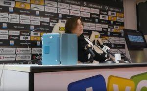"""Anna Durio (Siena): """"Mi sono rotta il c...o"""""""