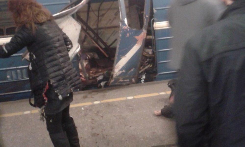 Russia, bombe esplodono in metro a San Pietroburgo: 10 morti, 50 feriti
