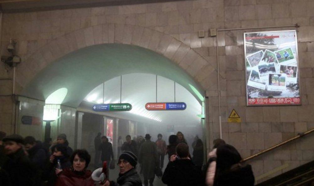 Bombe nella metro: 9 morti e oltre 20 feriti a San Pietroburgo