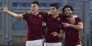Serie A: Roma non molla Juve, Inter ko e sorpasso Milan