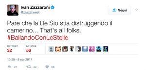 """Ballando con le stelle, """"Giuliana De Sio sta distruggendo i camerini"""" 2"""