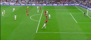 YouTube, Real-Bayern: Cristiano Ronaldo gol in fuorigioco