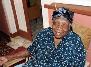 Violet Brown, giamaicana di 117 anni, è la persona più vecchia del mondo
