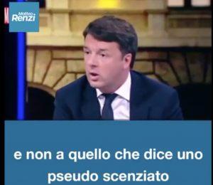 """Matteo Renzi e gli errori grammaticali del suo staff: """"Scenziato"""",... VIDEO"""